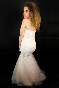 Prom Dress Photography in Swansea, Llanelli and South Wales