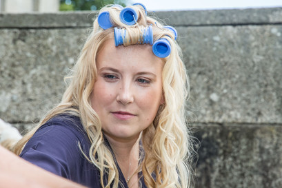Wedding hair Photography in Swansea and south Wales