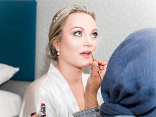 Natural Wedding Makeup Photogrpahy