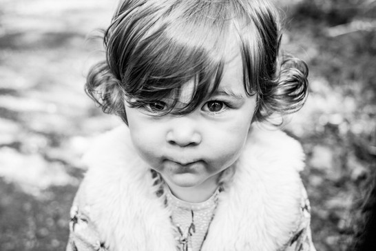Children's Natural Portrait Photography in Swansea
