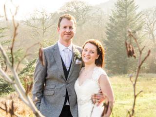 Sylen Lakes Wedding Photography, Llanelli