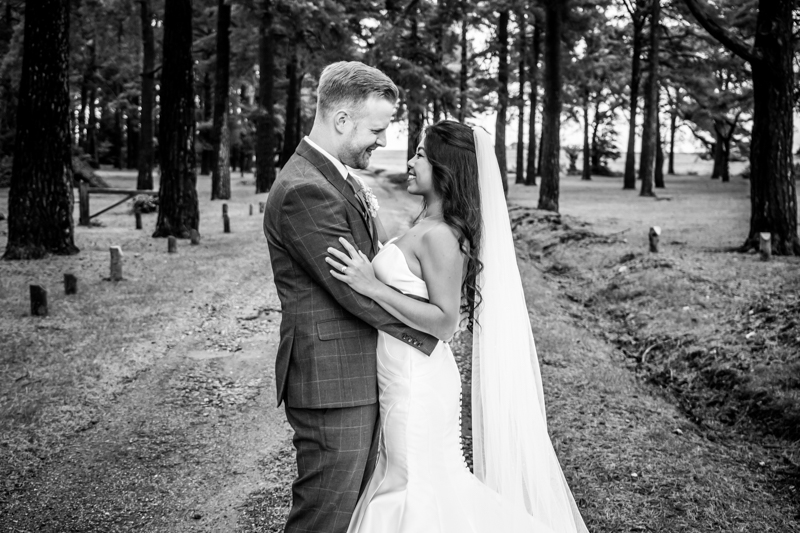 Stunning Wedding Photography in the New Forest and Southampton