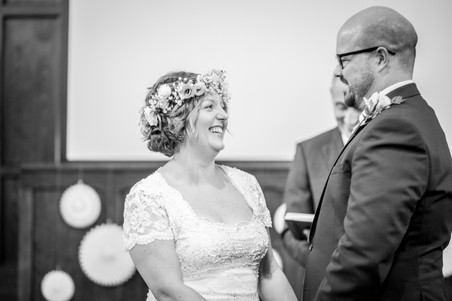 black and white wedding photography in swansea and llanelli