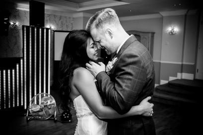 First Dance Beaulieu Hotel Wedding Photography