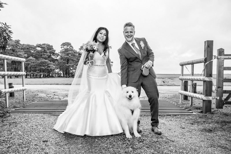 Natural and High Quality wedding photography in Southampton