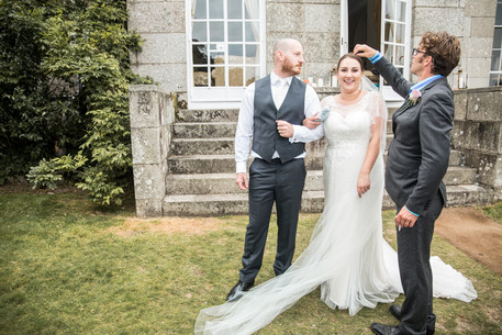 Natural wedding photography in swansea and llanelli