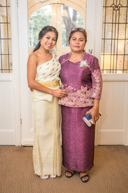 Thai Bride and Mother Wedding Photography New Forest Southampton
