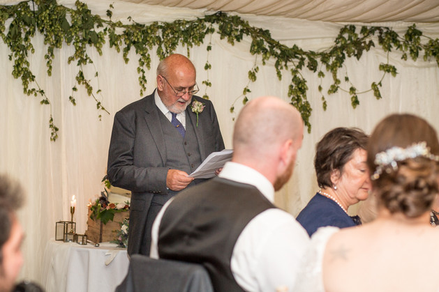 wedding speech photography in Swansea and Carmarthenshire