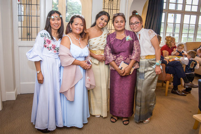 Family Thai Wedding Photography Southampton and Hampshire