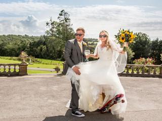 Skater Surfer Wedding