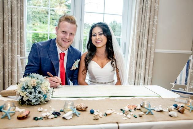 New Forest Beaulieu Hotel Natural Wedding Photography
