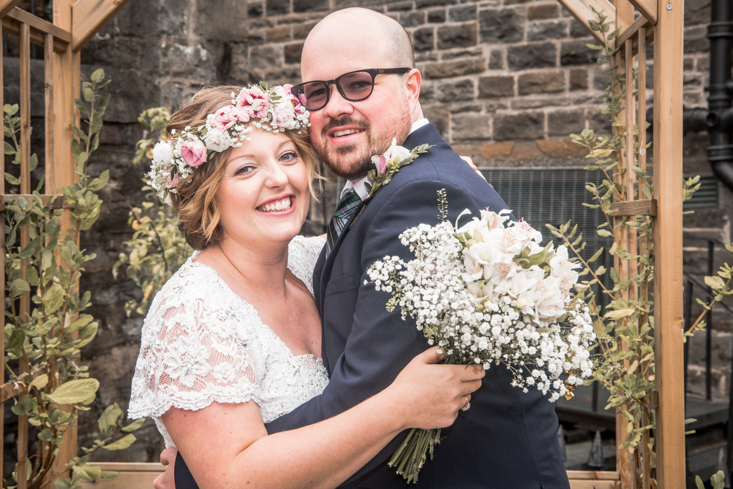 couple's wedding photography in swansea and south wales