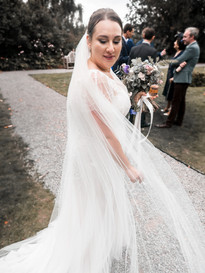 Vintage Wedding dress photography in Swansea and South Wales