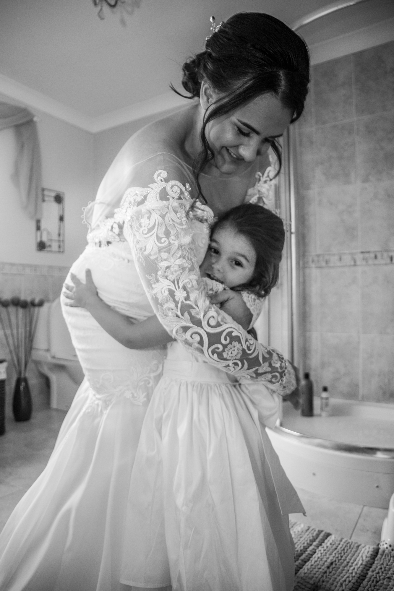 Natural and relaxed Llanelli Wedding Photography