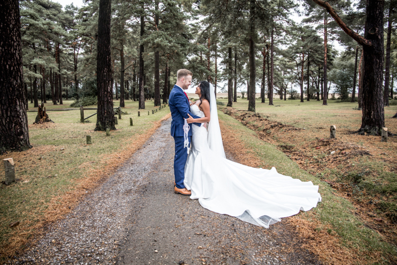 Stunning New Forest Wedding Photography