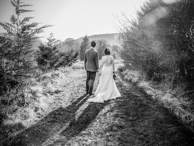 Sylen Lakes Llanelli Wedding