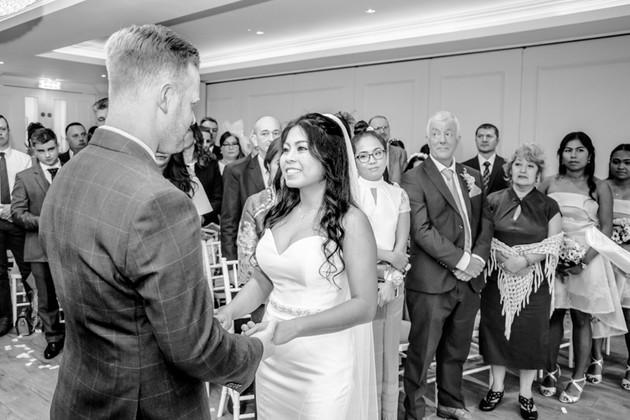 Wedding Photography at the Beaulieu Hotel, Hampshire