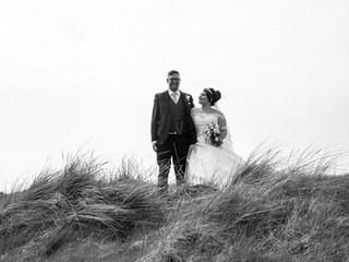 Dune Beach Wedding Photography