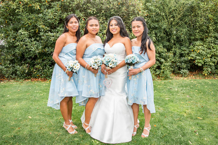 Wedding Photography of Thai Bridal Party in Southampton
