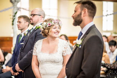 documentary wedding photography in swansea and south wales