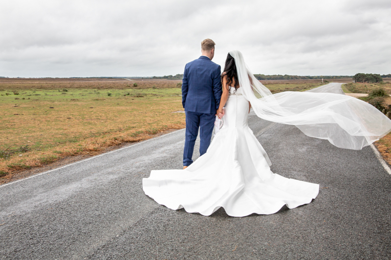Stunning Wedding Photography in the New Forest Hampshire