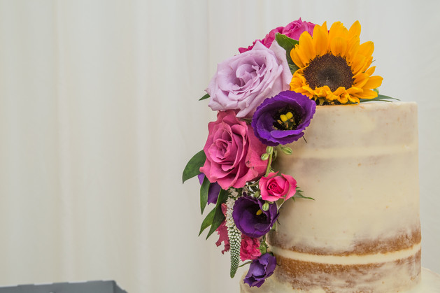 Wedding Cake Photography in Swansea and South Wales