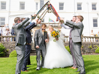 Skater Wedding Photography