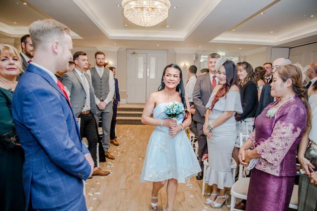 Bridesmaid 2020 Wedding Photography Hampshire