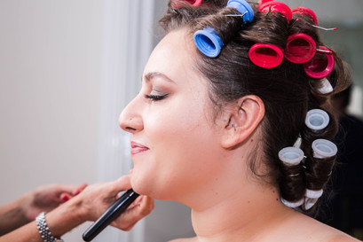 Beautiful and natural wedding makeup photography in Swansea and Llanelli