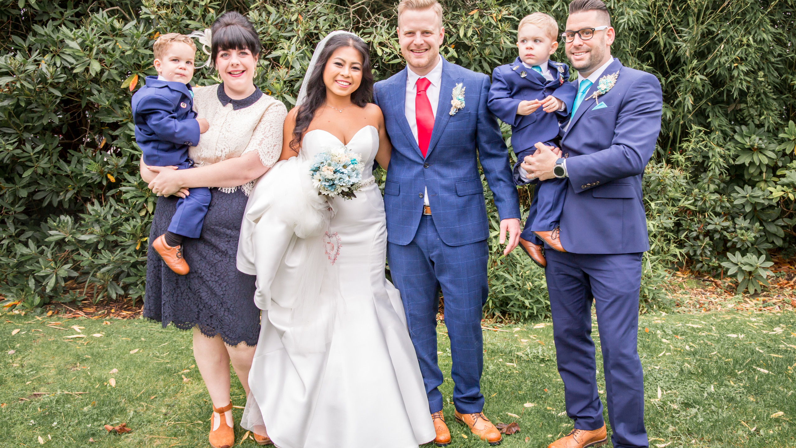 Thai Wedding in the New Forest Photography