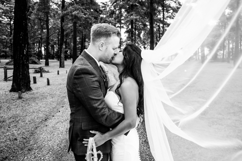 Natural Wedding Photography New Forest and Hampshire