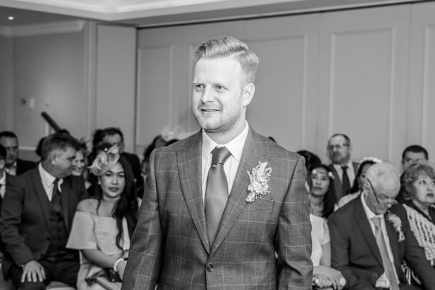 Ceremony Wedding Photography Beaulieu New Forest