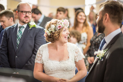 Natural Wedding Photography in South Wales