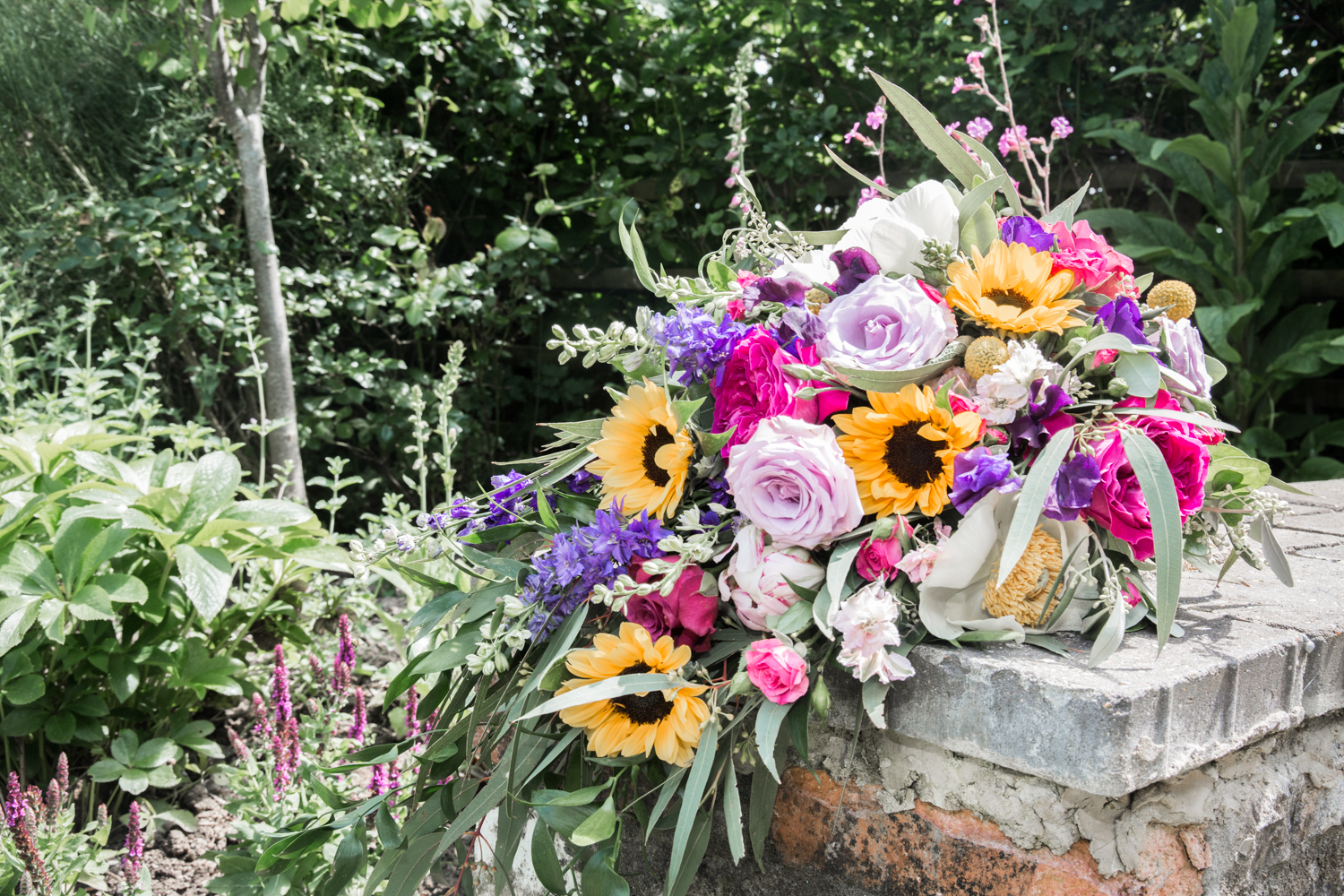 Wedding Flower Photography Swansea, The gower and Llanelli