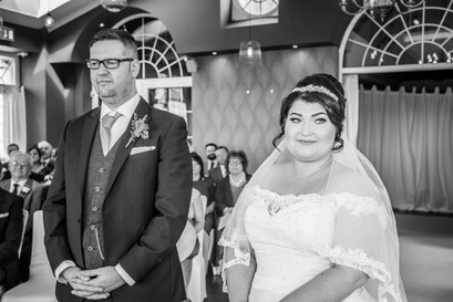 Wedding Photography Gaze Ceremony in Swansea, Carmarthenshire, The Gower and South Wales