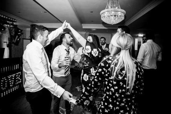 Beaulieu Road Hotel Reception Wedding Photography