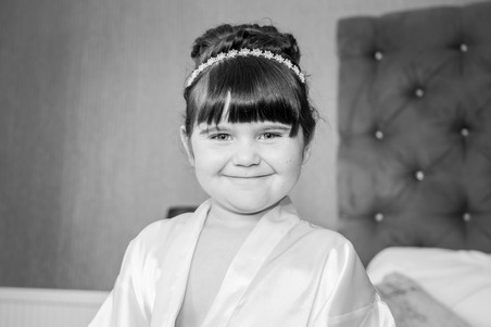 Wedding Photography Swansea, The Gower and Carmarthenshire of child portrait photography