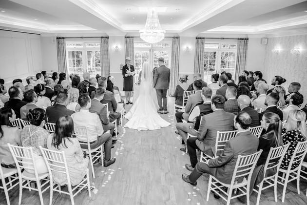 Wedding Ceremony Photography New Forest Beaulieu