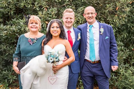Thai Wedding in Southampton