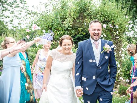 Miskin Manor Country House Wedding | Beth and Richard