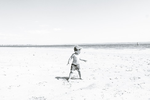 Natural Beach Photography