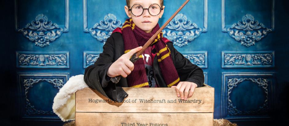 Harry Potter Shoot!