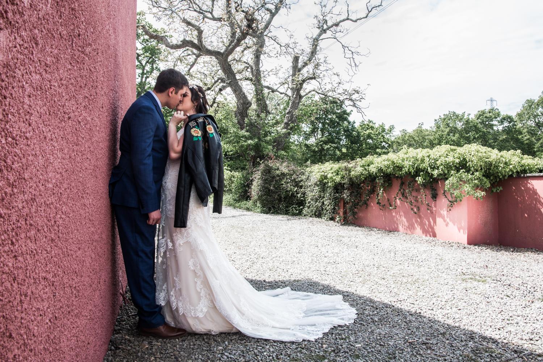 Alternative Beach Wedding Photography Swansea and The Gower