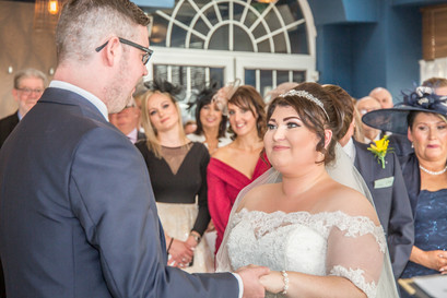 Wedding Photography Ceremony in Swansea, Carmarthenshire, The Gower and South Wales