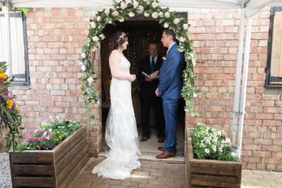 Wedding Vows Photography in Swansea and Llanelli