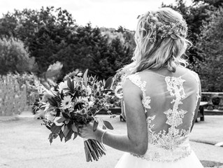 Naturally Caught Dress Details Photography