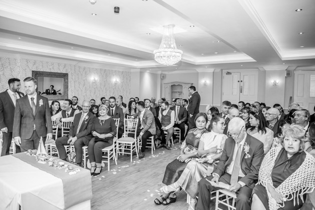 New Forest Wedding Guests Photography at the Beaulieu Hotel