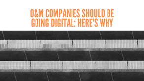 O&M Companies Should be Going Digital: Here's Why