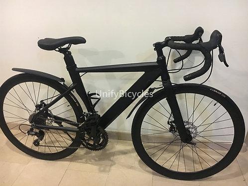 Full Black Roadbike Aluminum