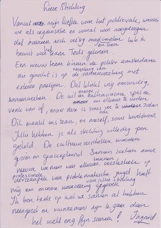 Lieve Stichting